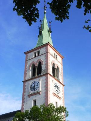 Kostel v Kašperkách
